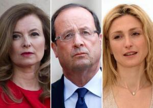 Suposta traição do presidente da França, François Hollande