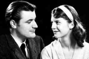 Ted Hughes e Sylvia Plath