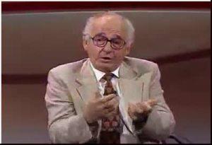 O sociólogo, Octavio Ianni