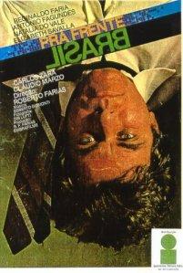 "Pôster do filme ""Pra Frene, Brasil"", de 1982"
