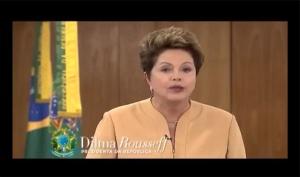 O pronunciamento oficial da presidente Dilma Rousseff sobre as manifestações (21/06/2013)