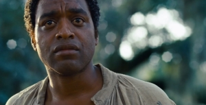 """Chiwetel Ejiofor em """"12 Anos de Escravidão"""""""