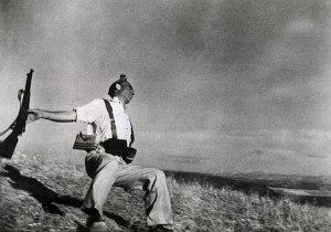 """""""O Soldado Caindo"""", de 1936"""