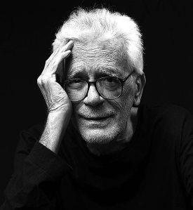 O cineasta Eduardo Coutinho