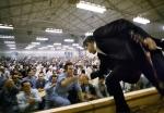 Foto capturada por Jim Marshall na prisão de Folsom, em 1968. Fonte: Snap Galleries.
