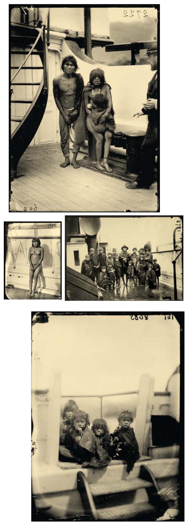 Missão científica francesa ao Cabo Horn, 1882-1883.
