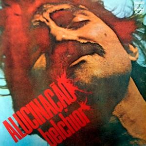 """Capa do disco """"Alucinação"""""""