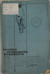 Volume da revista no acervo da UEIM