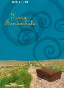 "Capa de ""Terra Sonâmbula"""