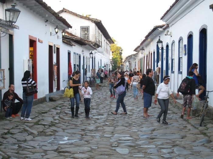 Centro Histórico de Paraty (Foto: Livre Opinião)