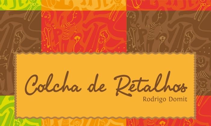 Capa do livro Colcha de Retalhos.