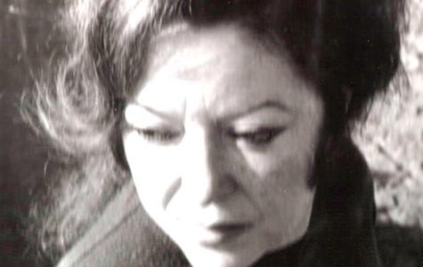 A escritora portuguesa Natália Correia