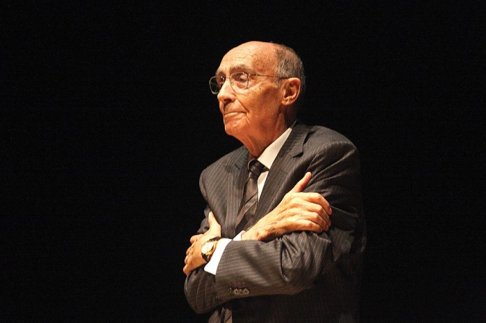 José  Saramago  no  SESC