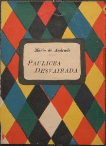 Capa de Paulicéia Desvairada