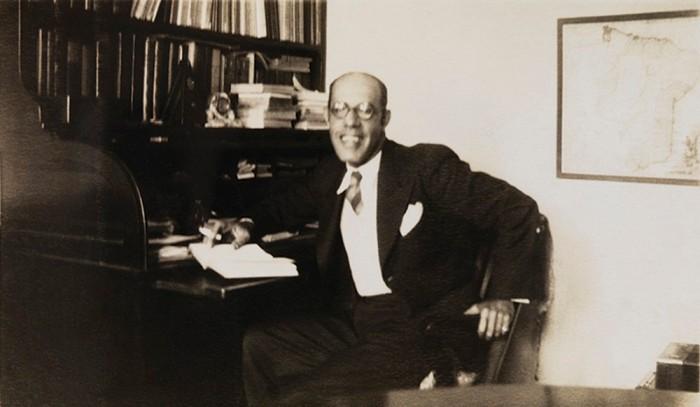 o escritor Mário de Andrade