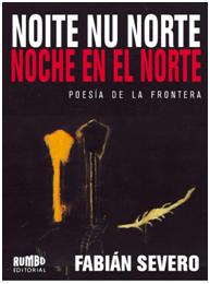 Capa do livro Noite nu Norte. Img: divulgação.