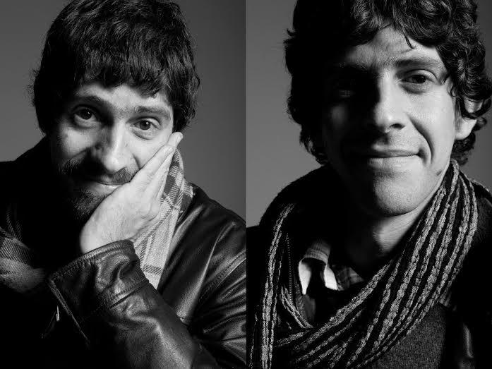 Os irmãos Gabriel Bá e Fábio Moon (Foto: Divulgação)