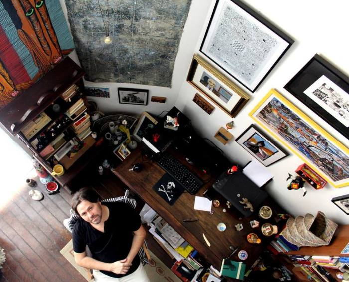 Criador e curador da Balada Literária, escritor Marcelino Freire também estará em São Carlos