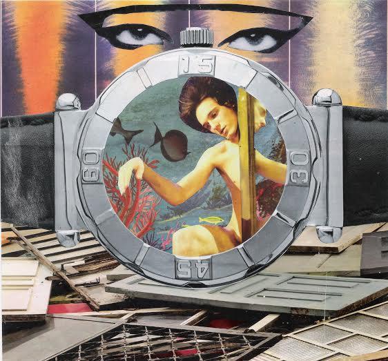 """Arte: """"Rainha dos afogados"""", de Giovanna Braz"""