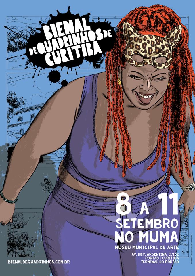 Arte de Marcello Quintanilha