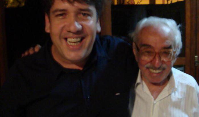 POETAS: Douglas Diegues e Manoel de Barros