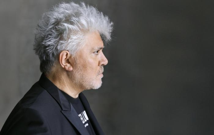 Pedro Almodóvar (Foto: Nico Bustos)