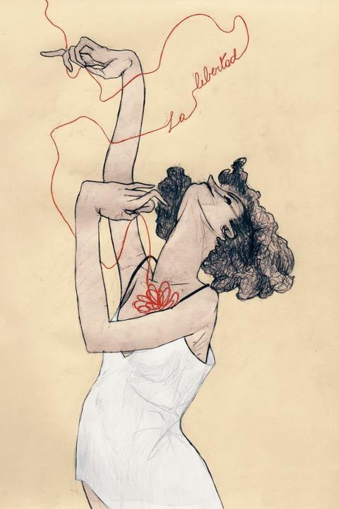 'La Libertad', de Egon Schiele