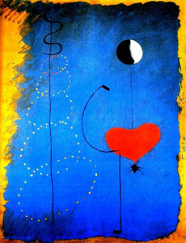 Dancer, de Joan Miro (1925 )