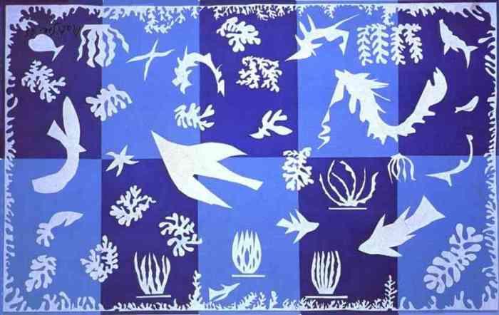 Henri Matisse - Polinésia o Mar