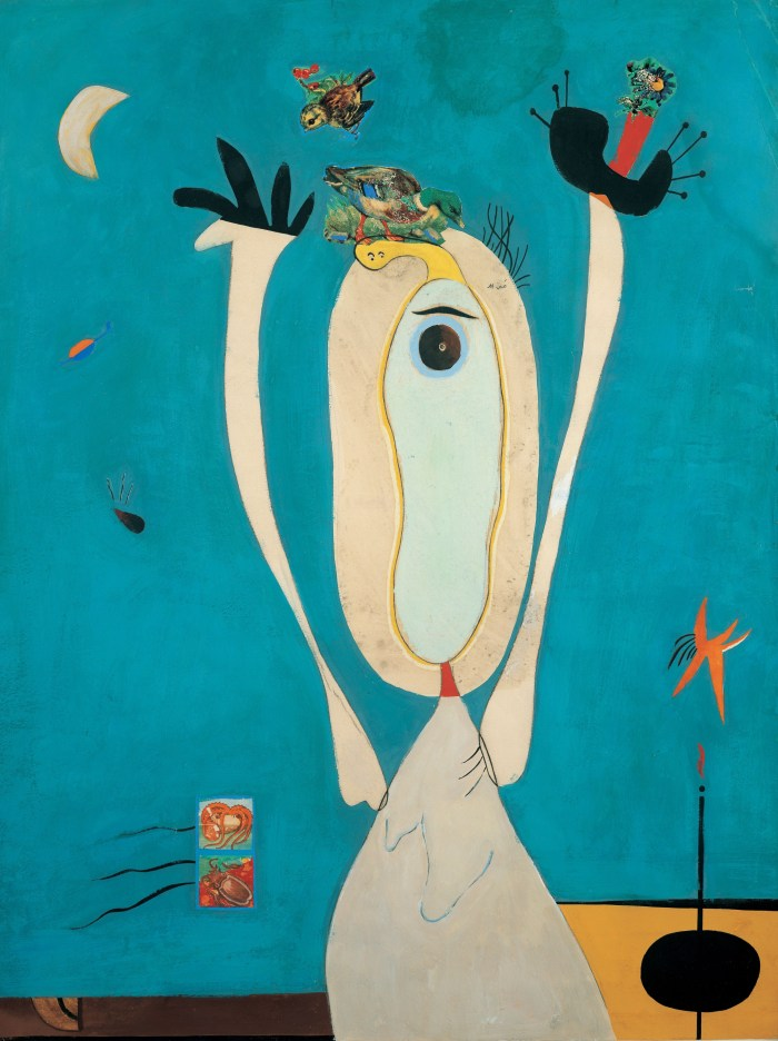 'Metamorphosis' (1936). de Joan Miró