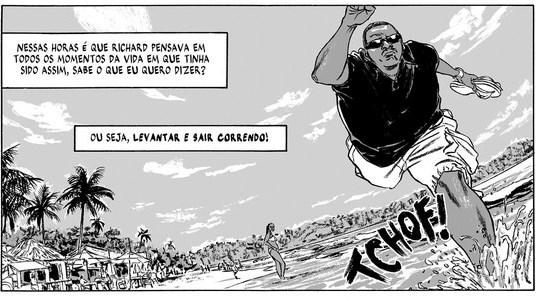 'Tungstênio', de Marcello Quintanilha