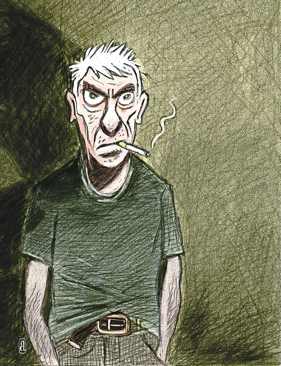 Conheça a galeria online do cartunista Angeli