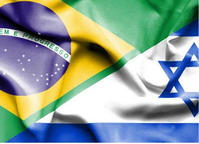 brasil israel
