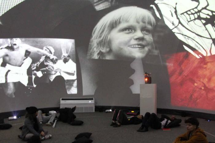 Iluminados -Movie Drome -Stan Vanderbeek -crédito Gabriel Nunes -21b