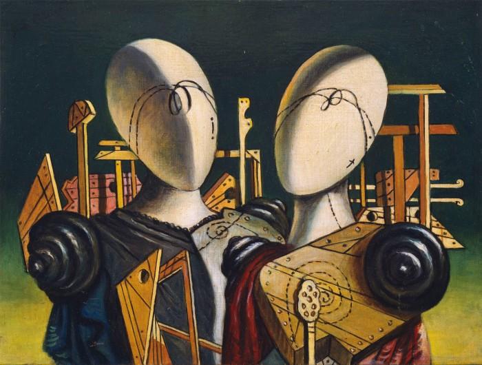 Arte de Giorgio de Chirico