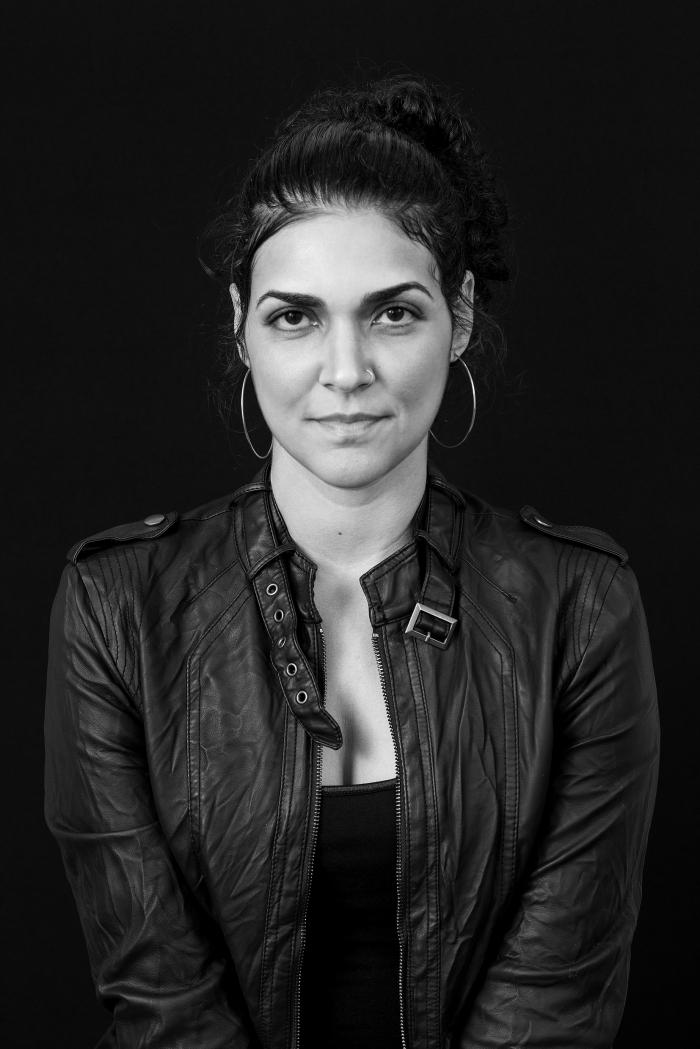Aline Prúcoli de Souza –Foto de Nicolas Soares