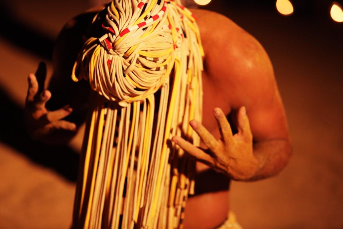 Companhia Moderno de Dança, de Belém do Pará, apresenta o espetáculo 'UM' na Caixa Cultural São Paulo
