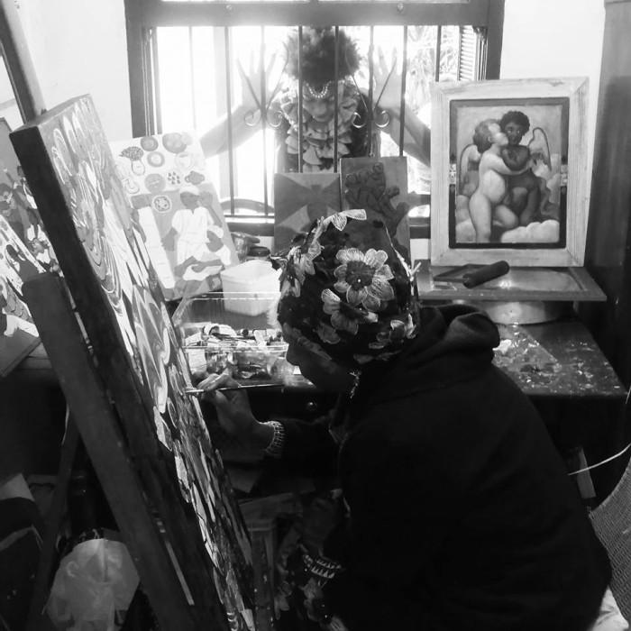 Programa Retratos - Intérprete criadora Verônica Santos e Raquel Trindade - divulgação