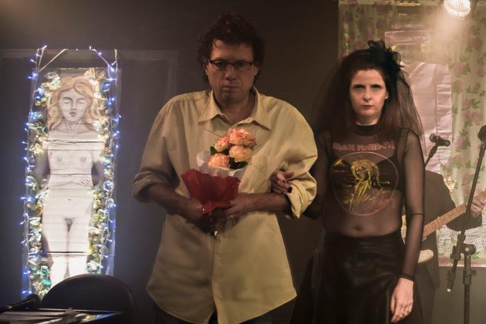 01.2018 - Musica - Sons e Furyas em AMOR - Vanessa Bumagny e Andre Sant Anna por Vanessa Curci