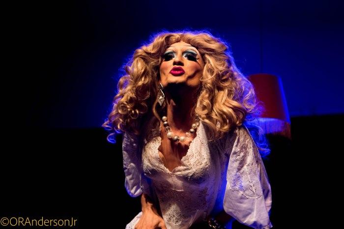 01.2018 - Teatro - Cabare Show Drag - Oranderson Jr