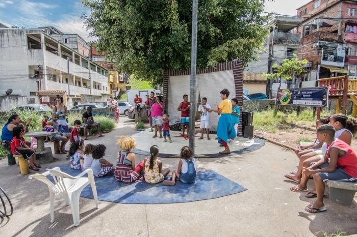 apresentação das crianças - Vila Clara 14-01-17 ricardo avellar (16)