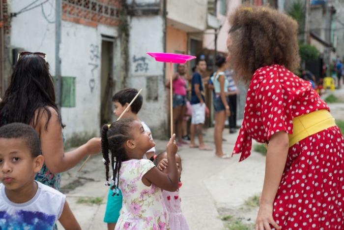 Foto de Noel Filho - Pequena Trupe de Circo (2)