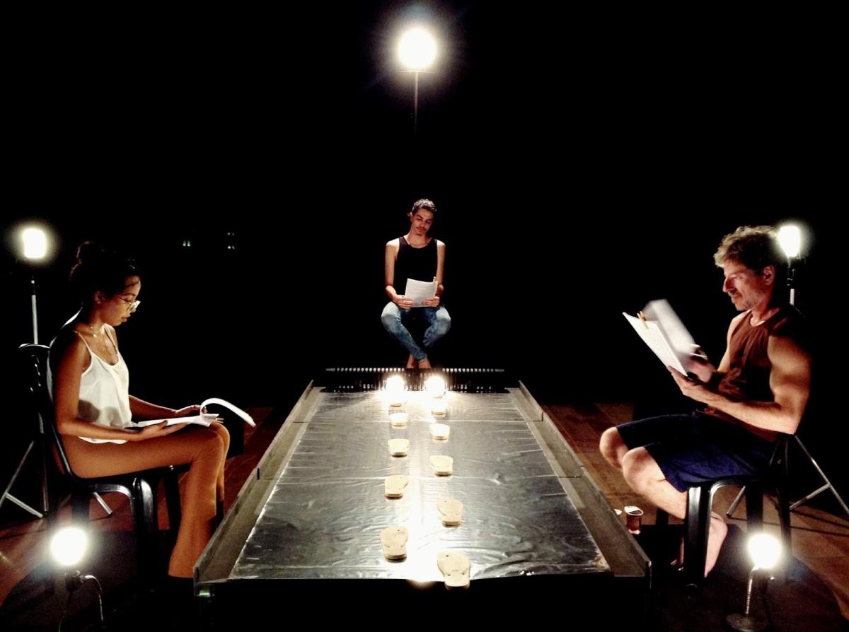 Marcelo Flecha: Dramaturgia da escuta