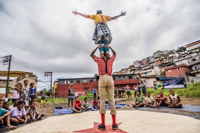 Circo do Asfalto - De Olho no Duto - Ricardo Avellar 19
