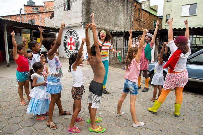 Pequena Trupe De Circo - Foto Noel Filho 2