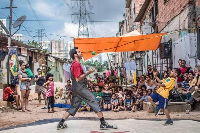 Circo do Asfalto - De Olho no Duto - Ricardo Avellar 17