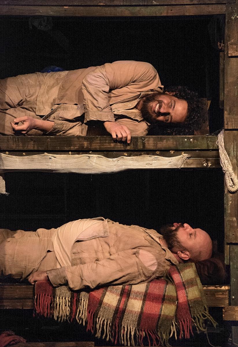 Itaú Cultural faz minitemporada do clássico do teatro 'Sobre Ratos e Homens'