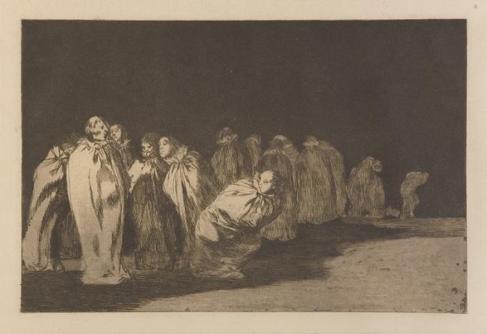 Loucuras Anunciadas - Francisco Goya - Os ensacados (800)