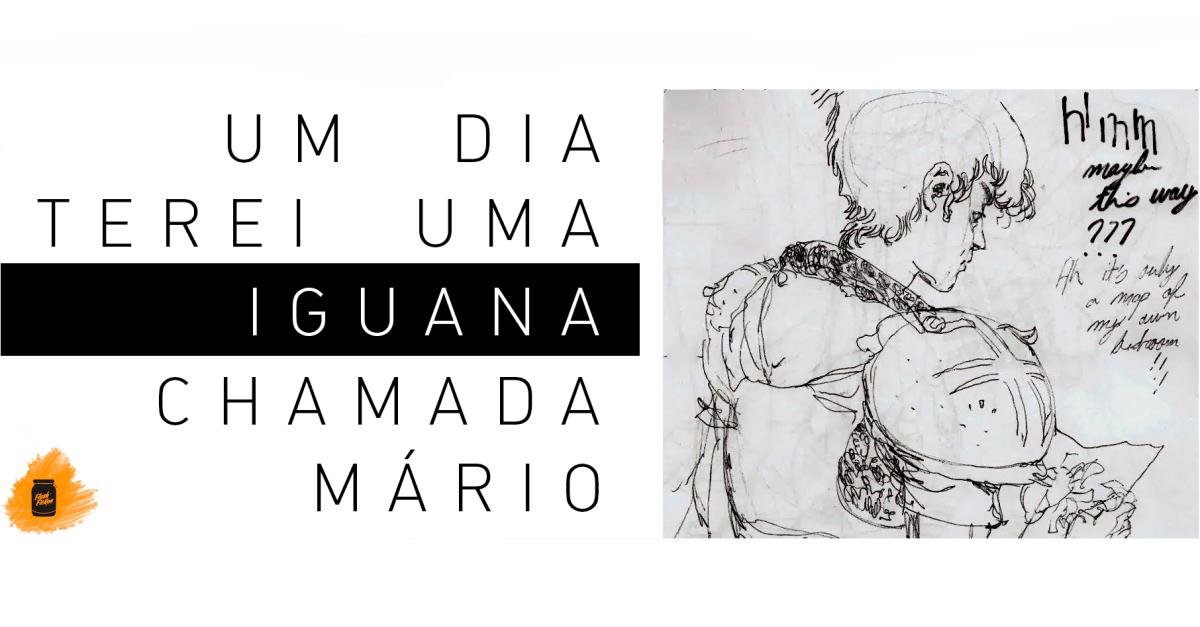 Santiago Santos: Um dia terei uma iguana chamado Mário