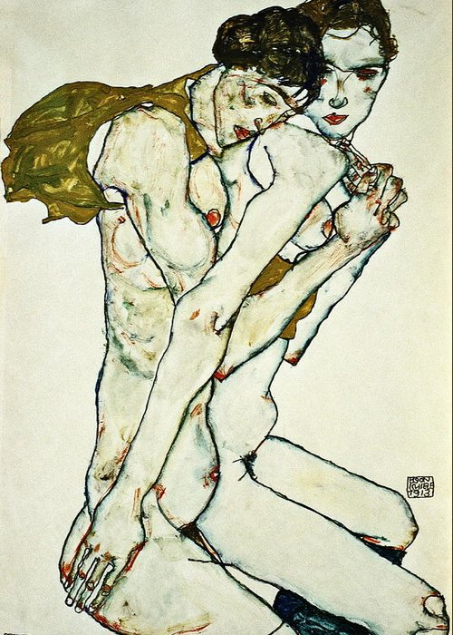 friendship-egon-schiele